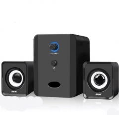 Desktop computer notebook mobile stereo speakers mini USB subwoofer