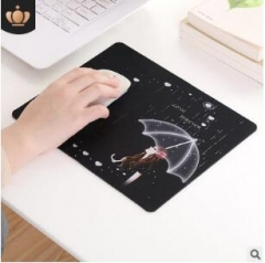 Upset a large laptop cf game lol office mouse pad randomly 210*260mm