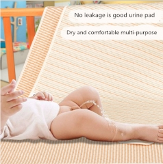 Baby urine pad insulation waterproof mattress pad baby products randomly 110*70