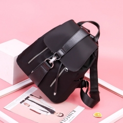 Fashion Backpacks Travel Bags Ladies Handbags Tablet Bags Anti-theft Travel Bags black one size