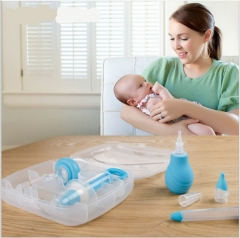 Baby feeding medicine dropper juice feed infant feeding artifact medical kit blue as shown in figure