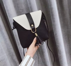 The new products offer a special sale to promote the classic lady's handbag black one size