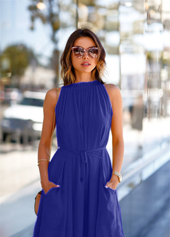 Fashion Women Lace Strapless Pleated Off the Shoulder Sexy Stree Dresses dark blue 2XL