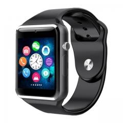 Smart Watch Bluetooth Wrist Watch, Sport Watch Camera Watch Phone SIM card Mobile Phone Watches black