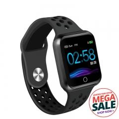 Smart Watch Men Women Fitness Tracker Heart Rate Monitor Smart Bracelet Blood Pressure Pedometer black 1