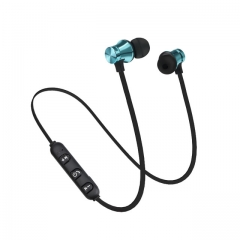 OKTOP XT-11 Bluetooth Earphone Sport Wireless Headphone Bluetooth Headset Handsfree Earbuds with Mic blue