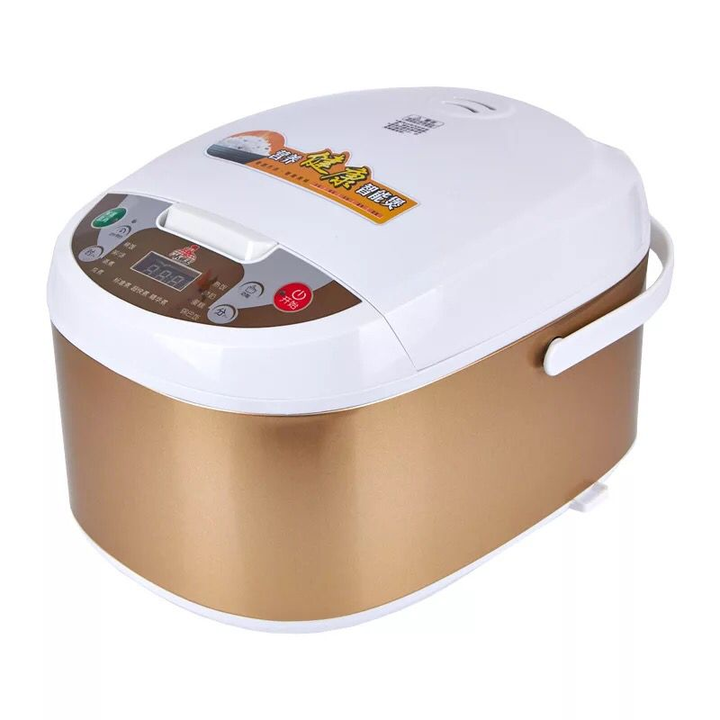 Household intelligent rice cooker 5 l multi-function cooking porridge and tommy rice rice cooker picture based 5L