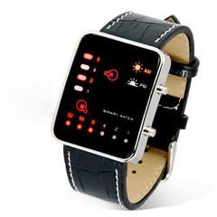 Fashion Lovers' Digital Red LED Sport Electronic Watches Men Women Outdoor Bracelet Wristwatch black
