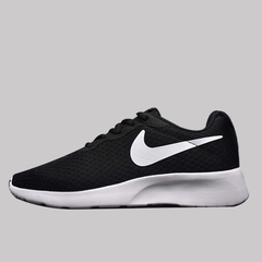 Fashion 1 Pair Nike Roshe Run London Third Air Shoes Breathable Mesh Women Shoes Unisex Sneakers black 40