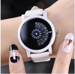 Creative Design Quartz Watch Camera Concept Simple Special Digital Men Watches Fashion Women Watches Color A