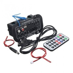 Generic 220V Car Bluetooth Amplifier Hi-Fi Bass Amplifier Board