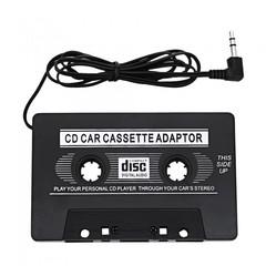 Car Cassette Tape Adapter Transmitter For MP3 / CD