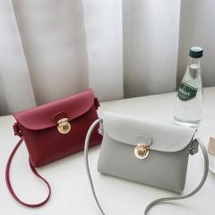 Explosion promotion in 2019, Local offer,Handbags, Single Shoulder Slant Bags black one size