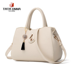 Limited new style promotions in 2019,Shoulder Bags Tote Purse Satchel Women Messenger White one size