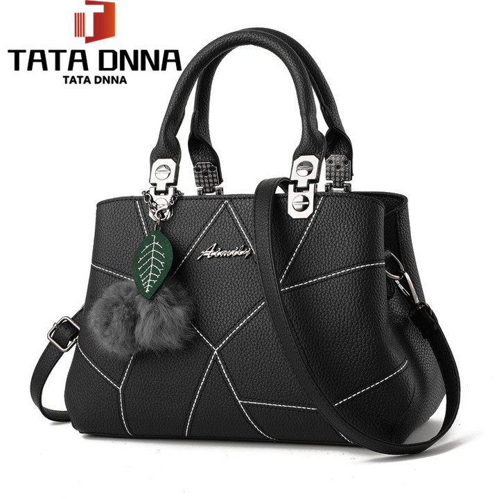 New style promotion in 2019, limited purchase, inexpensive,Handbags, Single Shoulder Slant Bags Black one size