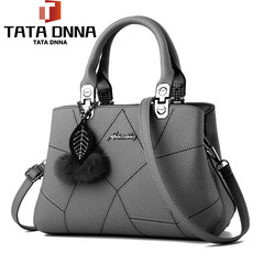 New style promotion in 2019, limited purchase, inexpensive,Handbags, Single Shoulder Slant Bags Gray one size