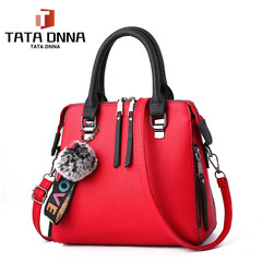 Limited Explosion Promotion in 2019,New Fashion Handbag,Bags Handbags Accessories red one size