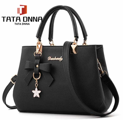Explosion promotion in 2019, limit purchase 10, Handbag, Handbags Women Bags black 28*11*19cm