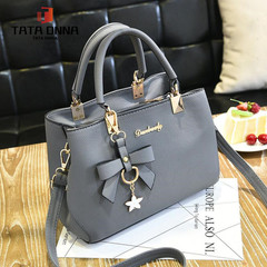 Promotion of New Fashion Styles, Promotion, Handbags, Sloping Single Shoulder Bags in 2019 gray 27cm*19cm*10cm