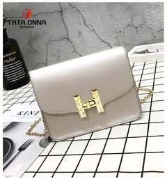 New Promotion in 2019, Crazy Buy, Special Price, Handbags, Single Shoulder Slant Bags gray 18cmx8cmx13cm