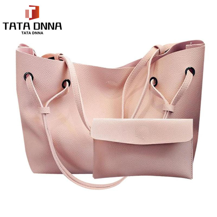 2 Pcs/Set High Capacity Bags for Women hand bags Handbags Women Bags 1 one size 2 one size