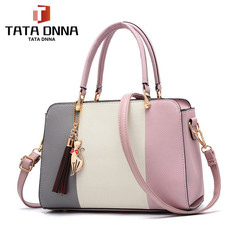Promotion of new women's bags,limited purchase, work purse women crossbody shoulder handbags Light pink one size
