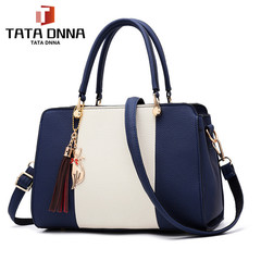 Promotion of new women's bags,limited purchase, work purse women crossbody shoulder handbags Dark blue one size
