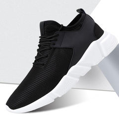 Running Shoes for Men Women Outdoor Breathable Sport Shoes Man Athletic Footwear Sale Sport black 44 black 36