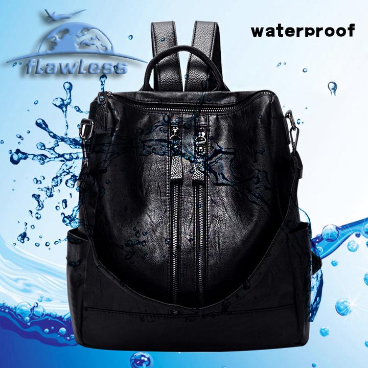 34aba4615bd0d Female bag 2019 new fashion ladies shoulder bag handbag backpack ...