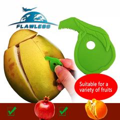 Open fruit peeling machine grape knife fruit opener orange peeling peeling orange open orange one color One size