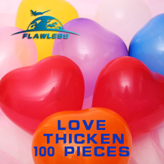 Balloon wedding room decoration arches love balloons 100 thick pearlescent round balloons color mix 100 10 inches