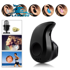 Mini S530 Wireless Bluetooth Earphone Stereo Headset with MIC Bluetooth Headphone white
