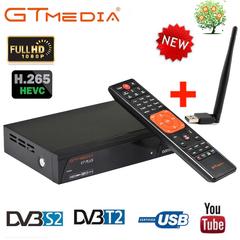 GTMedia V8 Nova Built-in WiFi DVB-S2 FTA Satellite Receiver