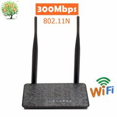 300Mbps Wireless Wifi Router Repeater Extender 2.4G Smart AP Router 2/5dBi Antenna Enhance 802.11N