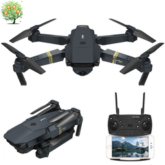 L800 UAV WIFI FPV 1080P Wide Angle HD Camera Foldable RC Drone Quadcopter RTF Dron Helicopter Toys 2MP(720P) Camera With 1 x Battery