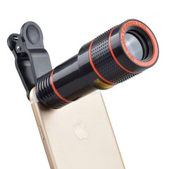 2019 Mobile Week Mobile Lens Mobile Lense Mobile Lenses Mobile Phone Long Focus Telescope Lens black