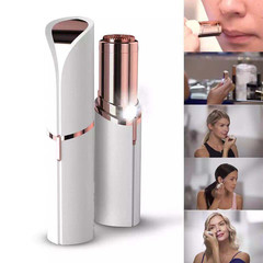 Shavers And Trimmers Shaver Machine Shavers For Women Electric Shaver Mini-lipstick shavers Ladies white normal