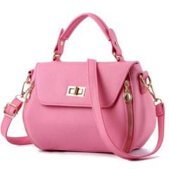 Bags Women Handbag Women Shoulder Bag Fashion Ladies Bags Handbag For Women pink normal