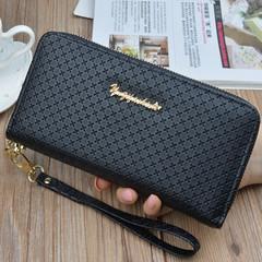 Handbags Women Handbags Ladies Women's Wallet Long Zipper Large Capacity Handbag Wallets Ladies black normal
