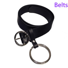 Belts Ladies Belts Women Large Ring Female Pu Leather Wide Belt Needle Buckle Belt Ladies