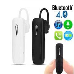 Earphones Mini Bluetooth headset Sports Bluetooth Earphones Headphones Headset black