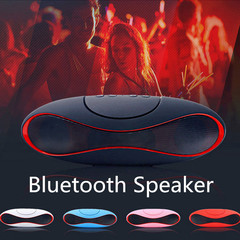 Portable Bluetooth Speaker Outdoor Camping Loudspeaker Car Stereo Music Olive Mini Wireless Speakers