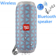 Bluetooth Speakers Bass SplashProof Subwoofer Wireless Bluetooth Speaker Bluetooth Speake Speakers gray normal