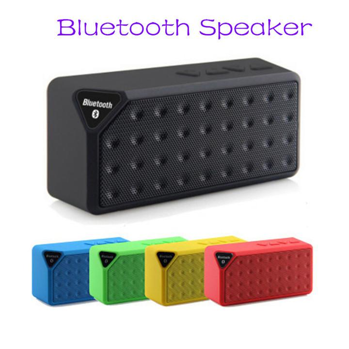 Bluetooth Speakers Wireless Bluetooth Speaker Mini Portable Magic Cube Bluetooth Speaker Bass black normal