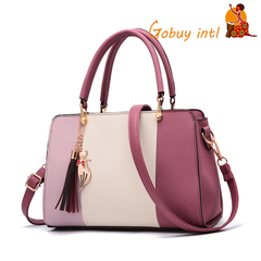 Gobuy New Luxury women handbag, Hot sales item in shoulderbag red as picture