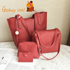 Limited time special offer ,only 3 days big discount, summer big handbag, women shoulder , lady  bag red as picture