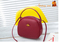2019 Gobuyintl big promotion! Lady colorful shoulderbags, women summer handbags red as picture