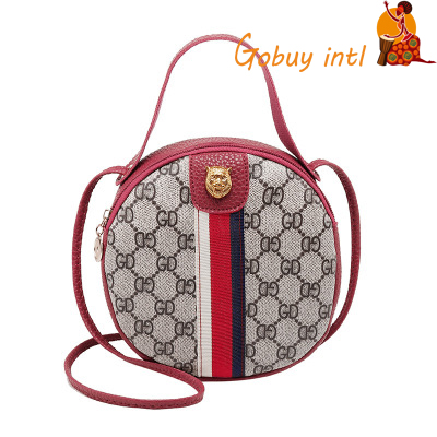 【Gobuyintl】 New Promotion, lady PU handbags,women shoulder bag red as picture