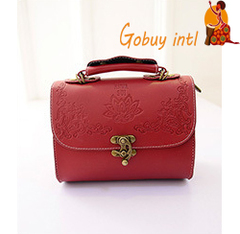 2019 Gobuy Delicate small bag, women shoulder bags, girls ladies crossbags lovely handbags red as picture