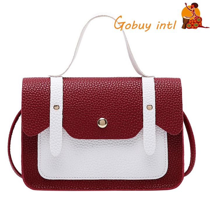 Gobuyintl women lovely shoulder bags,girls crossbody bags,handbags red as picture